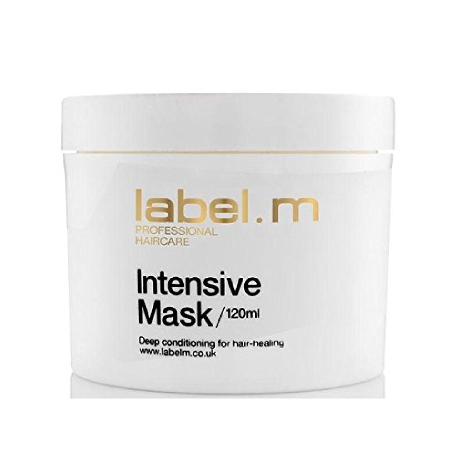 前文抵抗地殻Label.M Intensive Mask (120ml) (Pack of 6) - .インテンシブマスク(120ミリリットル) x6 [並行輸入品]