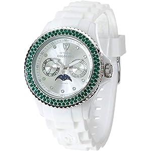 DeTomaso Colorato Ladies – Reloj analógico de Cuarzo para Mujer,