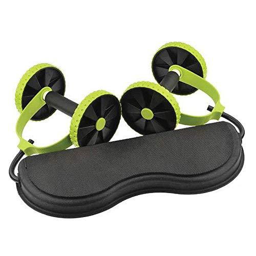 QTOKO Flexifit Appareil de Sport Fitness Musculation Mixte Equipement Complet d'entrainement à Domicile +Chrono Machine 6en1 pour Muscler Abdominaux Obliques Pectoraux Fessiers Cuisse Bras.