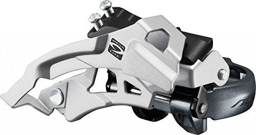 Shimano Alivio Deragliatore Top-swing FD-M4000 Dual Pull 31,8 mm 63-66° 9F. Per bicicletta