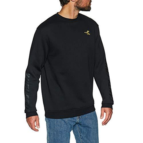 Santa Cruz Pusher Crew Sweater X Large Black