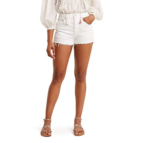 Levi's Women's 501 Original Shorts, in The Clouds, 26 (US 2)