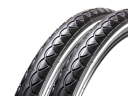 2 Stück 28 Zoll Fahrrad Reifen Pannenschutz 28x1.75 Decke 47-622 Mantel 700x45