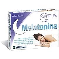 Ynsadiet Complemento Alimenticio a Base de Melatonina - 60 Cápsulas