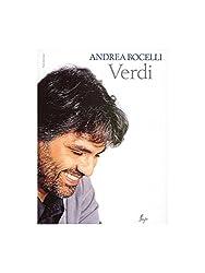 Bocelli Andrea: Verdi. Partitions pour Opéra, Voix, Accompagnement Piano
