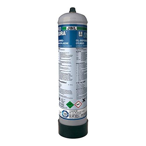 JBL- ProFlora u500 CO2 Einweg Vorratsflasche 500g Ersatzflasche Planzendüngung (45,98 €/kg)