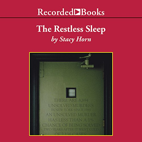 Restless Sleep audiobook cover art