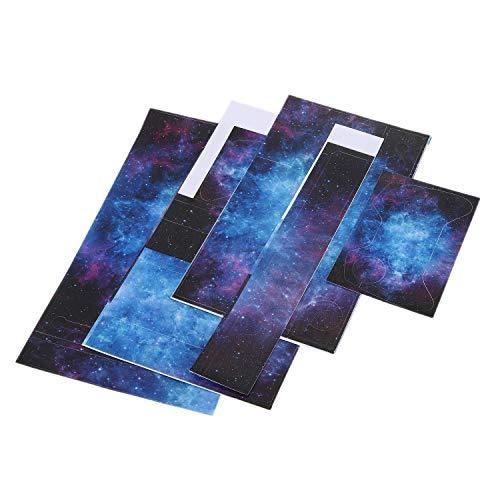 Gesh Nebula Pattern Skin Aufkleber für ONE Console Controller + Kinect Decal Vinyl