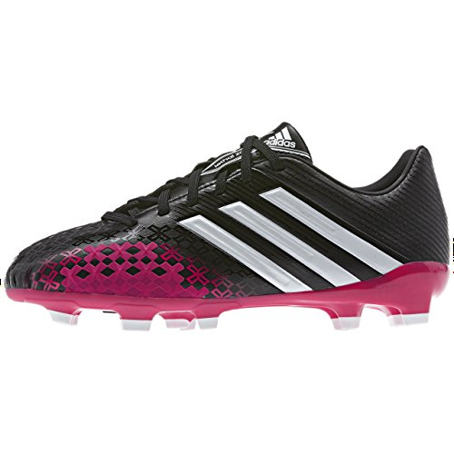 adidas Scarpe Predator LZ FG Scarpe per Bambini, Black1/runwh