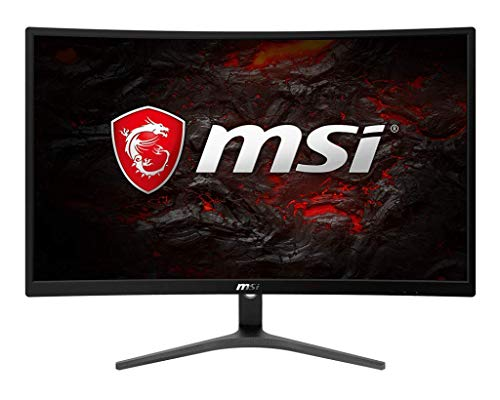 MSI Full HD FreeSync Gaming Monitor 24' Curved...