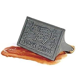 Norpro Cast Iron Bacon Press with Wood Handle (B00004UE7B) | Amazon price tracker / tracking, Amazon price history charts, Amazon price watches, Amazon price drop alerts