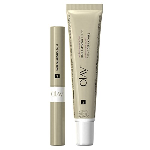 Price comparison product image Olay Smooth Finish Facial Hair Removal Duo Medium to Coarse Hair 1 Kit