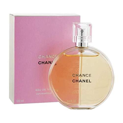 Perfume Feminino Chanel Chance 100ml Eau de Toilette