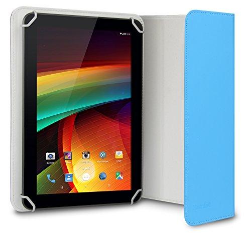 Hamlet XPADCV780BL - Custodia Universale per Tablet PC 7 e 8 Pollici. Colore Azzurro