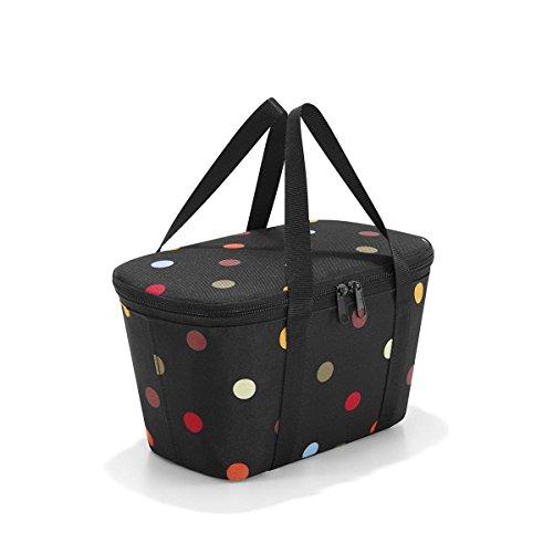 reisenthel coolerbag XS Reisekühltasche Polyester dots 27,5 x 15,5 x 12 cm / 4 l
