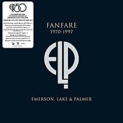 Fanfare 1970/1997/Coffret Collector/20cd/3lp/Maxis 45t/Inclus Blu Ray Live in Rome and Milan 1973