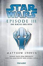 Star Wars Bücher Episode III Die Rache der Sith
