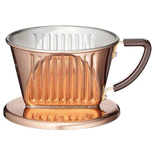 カリタ Kalita コーヒー ドリッパー 銅製 1~2人用 101-CU #04005