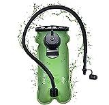 Homitt 3L Leakproof BPA Free Water Bladder
