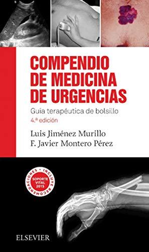 Compendio de Medicina de urgencias: Guía terapéutica de bolsillo