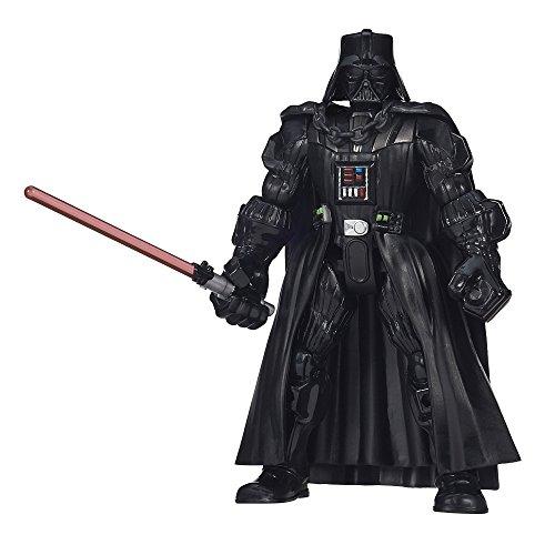 Hasbro – B3657 – Hero Mashers – Star Wars – Darth Vader – Figurine Personnalisable 15 cm