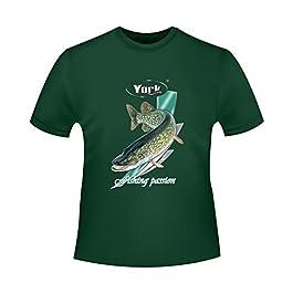 Cadeau pour pêcheurs et pêcheurs de la passion, T-shirt de pêche, vêtements de pêche, idée cadeau, tailles M, L, XL, XXL
