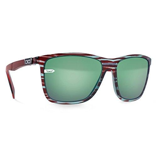 gloryfy unbreakable eyewear gloryfy Gi15 St. Pauli green Sonnenbrille, Grün, L
