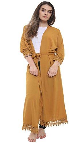 Momo&Ayat Fashions - Cárdigan - para Mujer