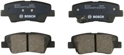 Bosch BP1313 Sale special price QuietCast Premium Semi-Metallic Very popular Brake Set Disc Pad