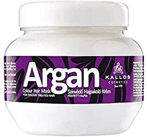 Kallos Argan Masque pour Cheveux Teinté 275 ml