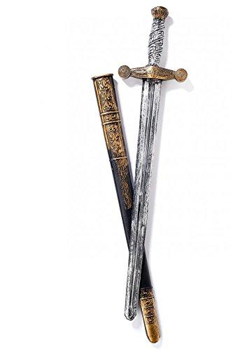 shoperama Schwert für Krieger Ritter Gladiator nur 122g Antike Mittelalter Römer Waffe
