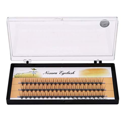 Bigsweety Lashes Handmade False Eyelashes Set Pack de cils professionnels, très naturel doux et confortable