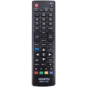 Mando a Distancia para TV LG: Amazon.es: Electrónica