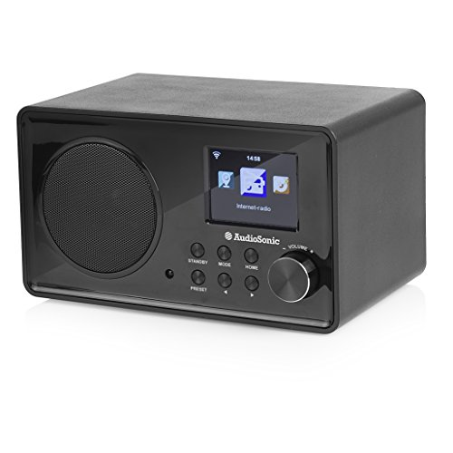 AudioSonic Wifi RD-8520 Internetradio 10 W 195 x 110 x 118 mm