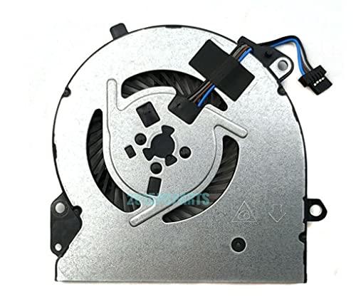 HuiHan Reemplazo para ventilador de CPU HP Pavilion 15-CS 15-CS0003CA 15-CS0025CL 15-CS1065CL serie 15T-CS L25585-001