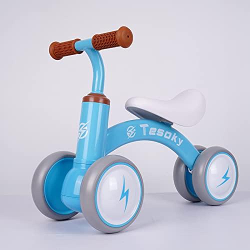 Bicicleta sin Pedales,Correpasillos Bebe 1 Año,Juguetes Bebes 1 Año,Andador Bebés Que Puede Soportar 25 Kg,Regalos para Niños de 6 a 36 Meses,Se Puede Utilizar como Regalo de Cumpleaños y Navidad
