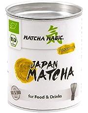 Matcha Magic Organic Ingredients, 30 gm