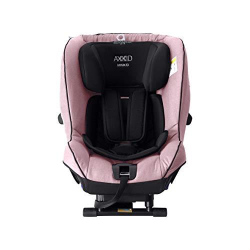 Axkid Minikid 2 rückwärtsgerichteter Kindersitz Auto 0-25 kg Reboarder Autositz Rosa