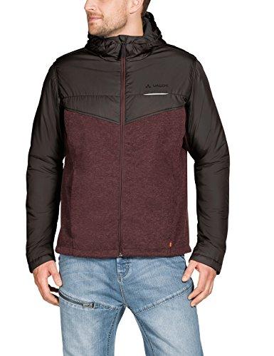 VAUDE Herren Tirano Padded Jacket II Jacke, Berry, XL