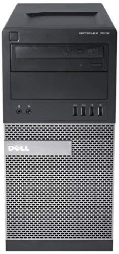 Dell OptiPlex Gaming Tower PC Nvidia GTX 1650 Graphics i5 16GB RAM 240GB SSD + 3TB HDD Windows 10 Home (Renewed)