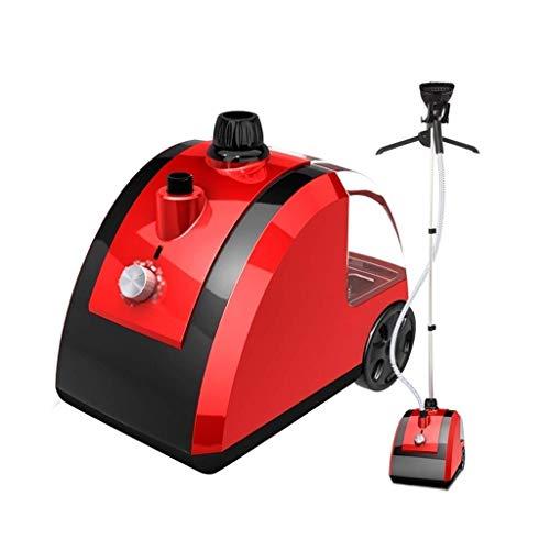 MYXMY Hogar Vertical eléctrico Handheld del Hierro, de Gran Capacidad del Tanque de Agua Mini máquina de Planchado de Diez velocidades Temperatura de Ajuste Multifuncional Plancha de Vapor (41 * 31 *