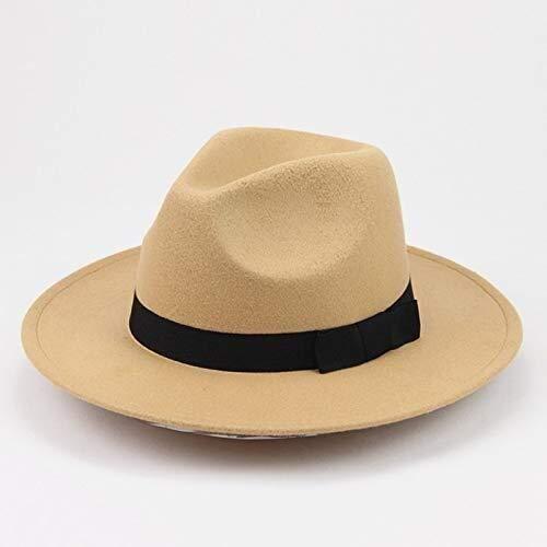 JIAHE115 Baseball Cap mini persoonlijkheid haardroger neutraal Jazz hoed zwart klassiek heren mode retro terry