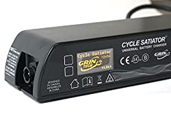Cycle Satiator 72V Programmable Electric Bike Battery Charger
