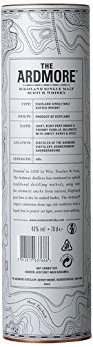 The Ardmore Legacy Highland Single Malt Scotch Whisky - 3