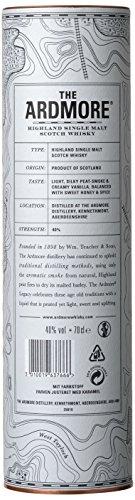 The Ardmore Legacy Highland Single Malt Scotch Whisky, mit Geschenkverpackung, 40% Vol, 1 x 0,7l - 2