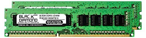Price comparison product image 4GB 2X2GB Memory RAM for Dell Precision Workstation T3500,  T1600