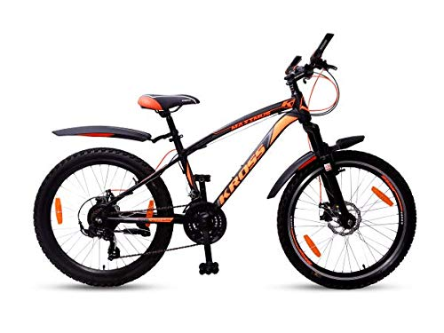 ntc Kross Maximus Pro 24T Bike with 21 Gear and Dual Disc Brake...