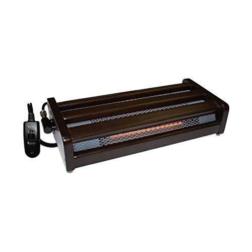 メトロ電気工業『木枠フットヒーター(MFH-181ET)』