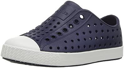 Native Shoes - Jefferson Child, Regatta Blue/Shell White, C7 M US