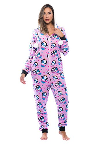 Just Love 6342-10126-M Adult Onesie/Pajamas